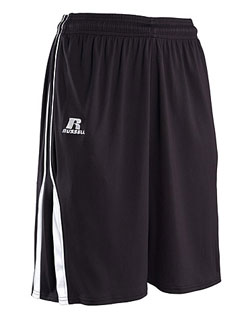 Russell Stock Basketball Shorts - Ladies
