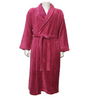 Ultra-Soft Plush Spa Robe