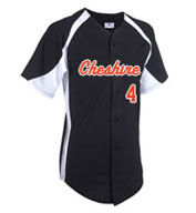 Teamwork 1231B Clutch Full Button Baseball Jersey - Adult Mens