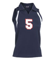 Teamwork 1940 Heater Collared Volleyball Jersey - Ladies
