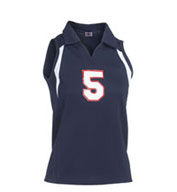 Teamwork 1960 Heater Collared Volleyball Jersey - Girls