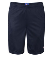 Champion 100% Long Mesh Short with Pockets
