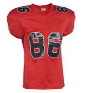 Adult Touchdown Steelmesh Football Jersey Mens