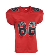 Teamwork 1306 Touchdown Steelmesh Football Jersey - Youth