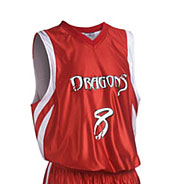 Youth Downtown Reversible Basketball Jersey