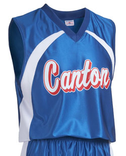 Teamwork 1430 Tip Off Basketball Jerseys - Adult Mens