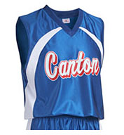 Adult Tip Off Basketball Jersey