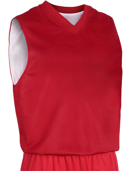 Teamwork 1411 Fadeaway Reversible Basketball Jersey - Youth