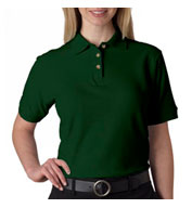 Sport Shirt 100% Cotton Pique Ladies