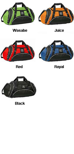 OGIO® - Crunch Duffel Bag - All Colors