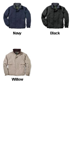 Adult Fleece-Lined Microfiber Jacket by Weatherproof - All Colors