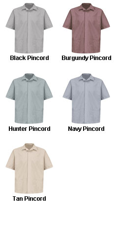 Pincord Shirt Jacket - All Colors