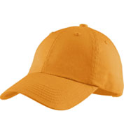Garment Washed Cap in 15 colors