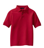 Youth Silk Touch™ Sport Shirt