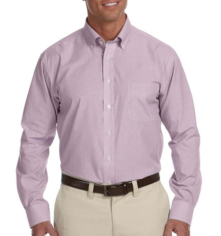 Dress Shirt Executive Performance Broadcloth Mens