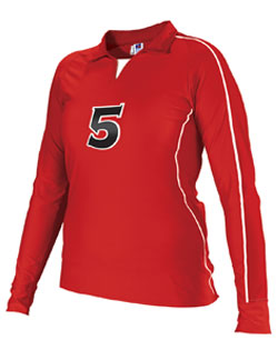Russell Long Sleeve Volleyball Jersey - Womens