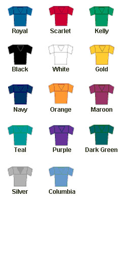Adult Flag Star Football Jersey - All Colors