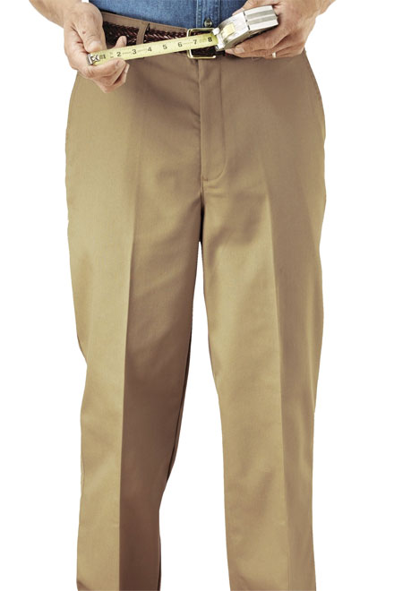 Edwards Pant Flat Front In Mens Tall Sizes