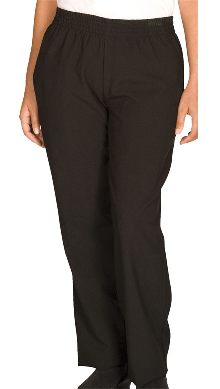 Edwards Spun Poly Pull-on Pants - Womens