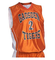 Womens Reversible Dazzle Basketball Jersey
