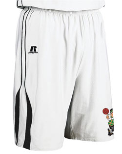NBA Team Celtics Adult Game Short