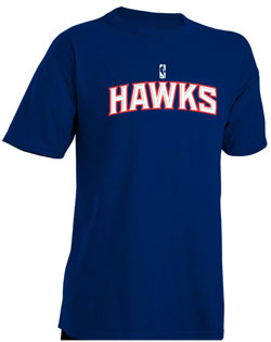 NBA Team Hawks Youth Nublend � T-Shirt