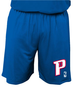 NBA Team Pistons Adult Short 7