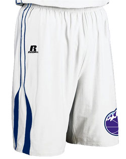 NBA Team Jazz Adult Game Short
