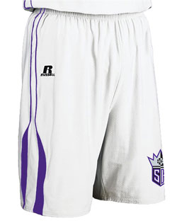 NBA Team Kings Youth Game Short