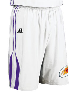 NBA Team Suns Adult Game Short