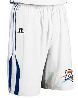 NBA Team Thunder Youth Game Short