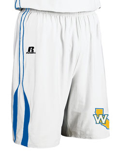 NBA Team Warriors Adult Game Short
