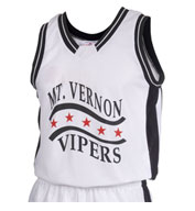 Womens Jammer Series Basketball Jersey