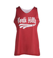 Girls Reversible Mesh Tank