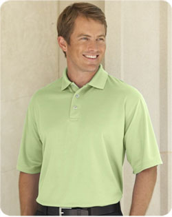 Polo Moisture Management Mens