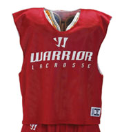 Warrior Lacrosse Reversible Jersey Practice Collegiate-Cut Mens