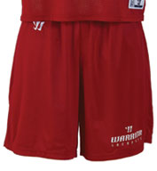 Warrior Practice Collegiate Cut Lacrosse Short - Youth