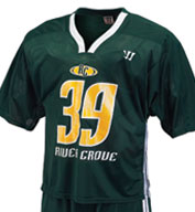 Warrior Lacrosse Jersey Velocity Game Mens