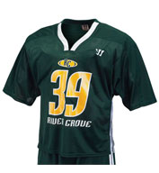 Warrior Velocity Game Lacrosse Jersey - Youth