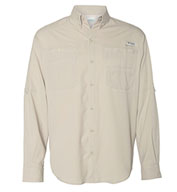 Columbia Mens Tamiami II Long Sleeve Woven Shirt
