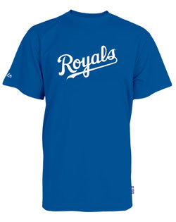 Majestic Jersey Kansas City Royals Replica Adult