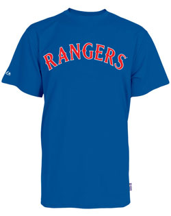 Majestic Texas Rangers Replica Jersey Youth