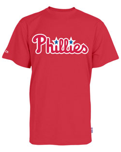 Majestic Jersey Philadelphia Phillies Replica Youth