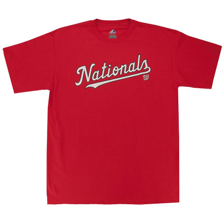 Majestic Jersey Washington Nationals Replica Youth
