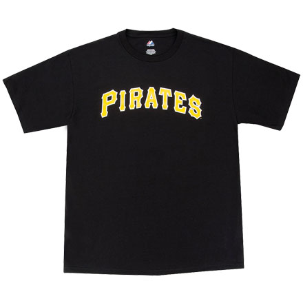 Majestic Jersey Pittsburgh Pirates Replica Youth