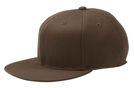 Yupoong Cap Premium Fitted Flat Brim