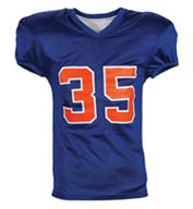 Teamwork 1357 Fleaflicker Reversible Football Jersey - Adult Mens