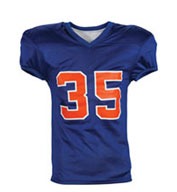 Teamwork 1367 Fleaflicker Reversible Football Jersey - Youth