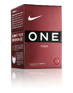 Nike One Golfballs Tour