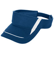 Youth Adjustable Wicking Mesh Edge Visor